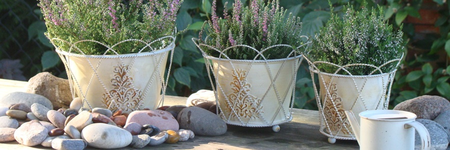 kerti dekorációk, kerti hangulatok