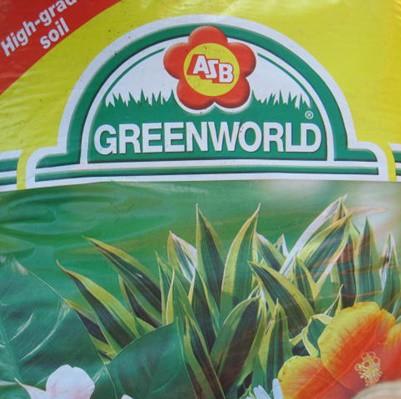Általános virágföld 5 liter ASB Greenworld