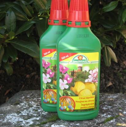 Tápoldat citrus 0,5 liter