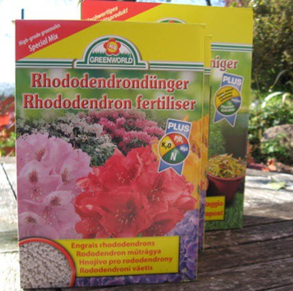 Rhododendron táp 1,2 kg ASB Greenworld