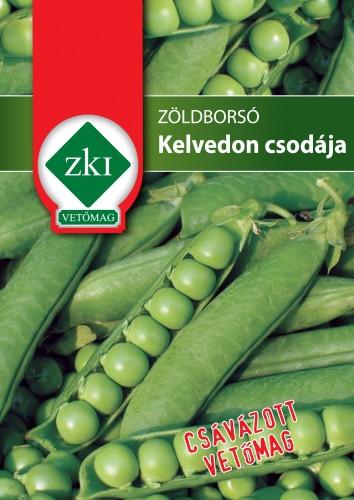 Borsó - Kelvedon 250 gr