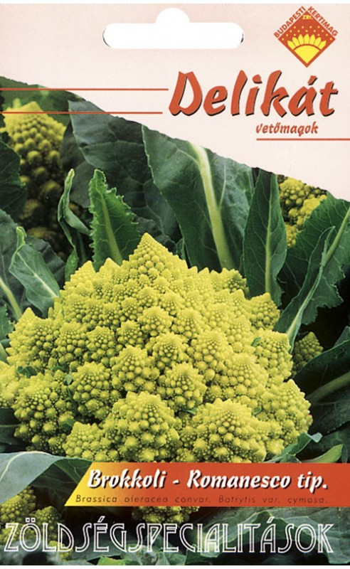 Brokkoli - Romanesco típusú