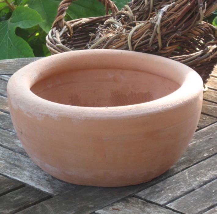 Mediterrán cserép Egg 27 cm