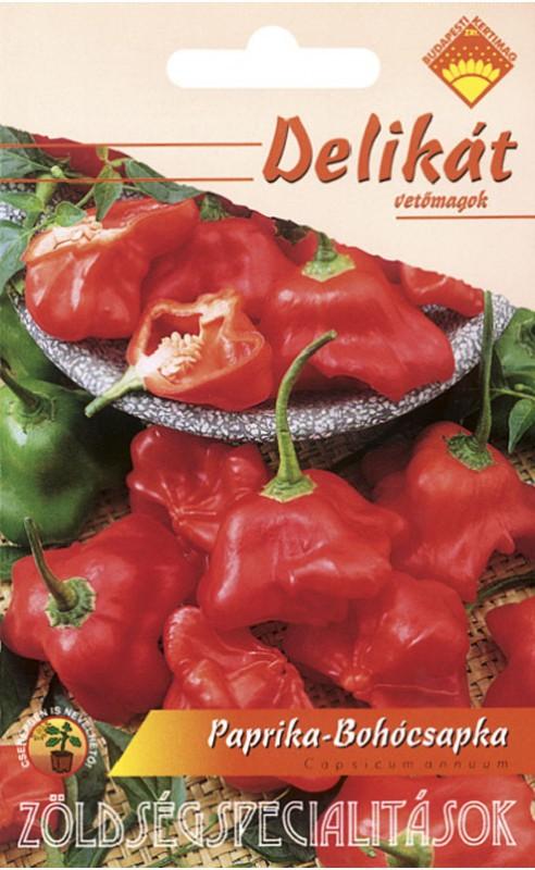 Paprika - bohócsapka