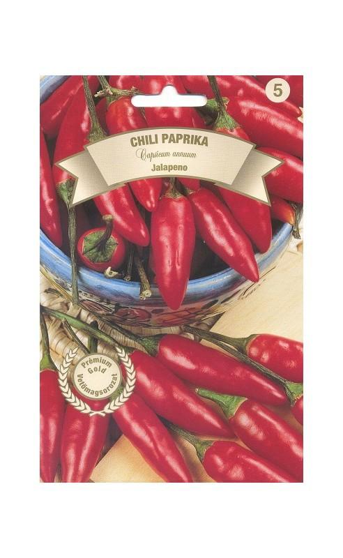 Paprika - chili 'Jalapeno'