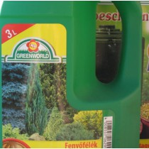 Tápoldat örökzöld 3 liter