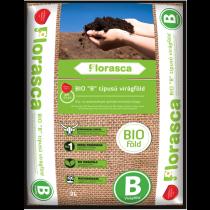 Bio virágföld 'B' - Florasca 3 liter
