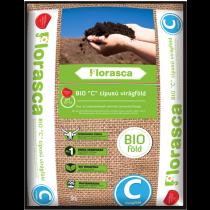 Bio virágföld 'C' - Florasca 3 liter