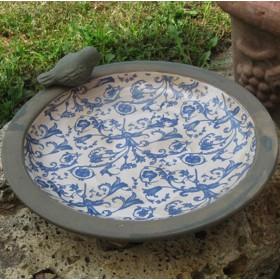 Kerámia madáritató