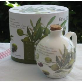 Olajkiöntő olíva mintával
