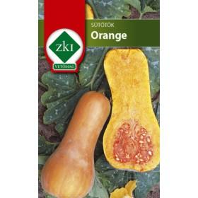 Sütőtök - Orange