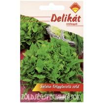 Saláta - tölgylevelű, zöld