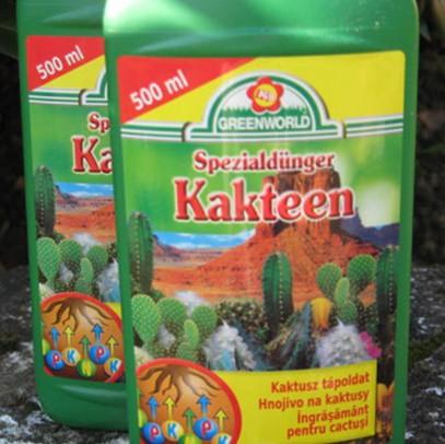 Tápoldat kaktusz 0,5 liter